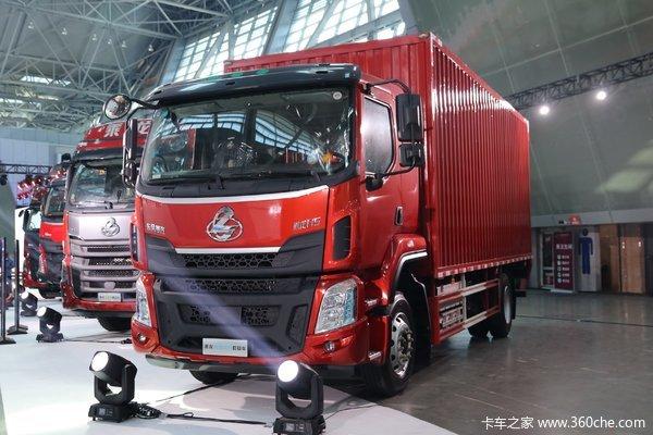 乘龙H5载货车南阳市火热促销中 让利高达0.5万