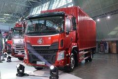 东风柳汽 乘龙H5中卡 4X2 190马力 混合动力厢式载货车(国六)