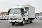 江淮 骏铃E3 152马力 3.2米双排厢式轻卡(HFC5041XXYR93K1C2V)图片