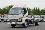 江淮 骏铃V5 130马力 4.22米单排仓栅式轻卡(国六)(HFC5043CCYB32K1C7S)图片
