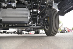 江淮 骏铃V5 130马力 4.22米单排仓栅式轻卡(国六)(HFC5043CCYB32K1C7S) 卡车图片