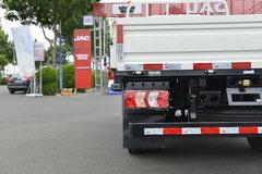 江淮 骏铃V5 132马力 3.89米排半栏板轻卡(国六)(HFC1043P31K5C7S) 卡车图片