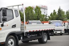 江淮 骏铃V5 132马力 3.89米排半栏板轻卡(国六)(HFC1043P31K5C7S)
