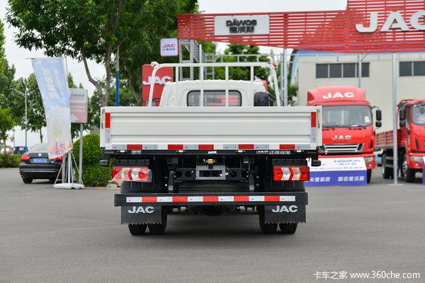 回馈客户无锡骏铃V5国六载货车限时促销