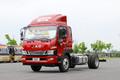 江淮 德沃斯V8 大金牛mini 170马力 5.48米排半仓栅式载货车(国六)(HFC5140CCYP61K1D7S)