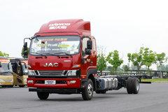江淮 德沃斯V8 大金牛pro 195马力 9.325米单排栏板载货车(国六)