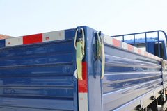 江淮 德沃斯V8 大金牛mini 170马力 5.48米排半栏板载货车(国六)(HFC1140P61K1D7S) 卡车图片