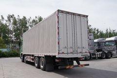 一汽解放 J7重卡 560马力 8X4 9.5米AMT自动挡厢式载货车(国六)(CA5310XXYP77K24T4E6)
