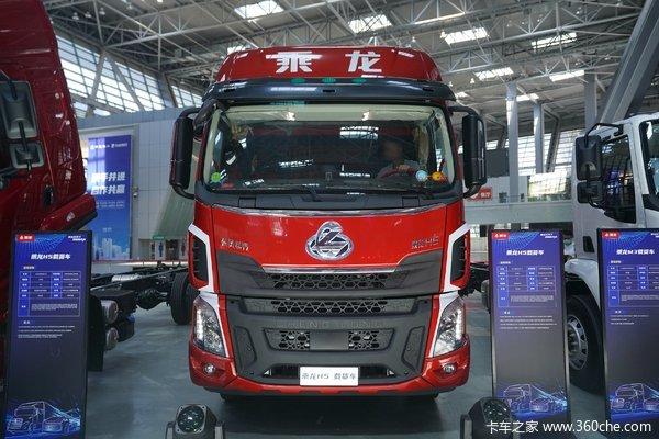 昆明东风柳汽乘龙H56.8米载货优惠促销