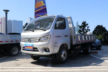 福田瑞沃 小金刚C版 95马力 4X2 2.8米自卸车(国六)(BJ3042D8PBA-01)图片