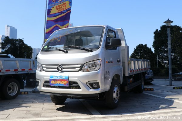 小金刚自卸车青岛市火热促销中 让利高达0.1万