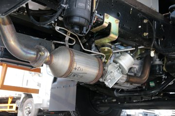 江铃 凯运强劲版 116马力 3.97米单排冷藏车(JMT5045XLCXG2)图片