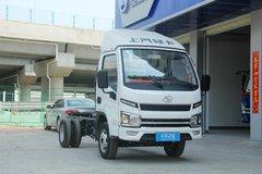 跃进 福运S80 113马力 3.36米单排栏板轻卡(国六)(SH1033PEGCNZ2) 卡车图片