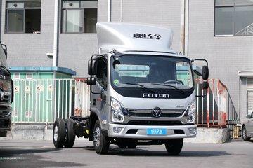 福田 奥铃新捷运 小钢炮 170马力 4.14米单排厢式轻卡(国六)(BJ5048XXY8JDA-AB4)图片