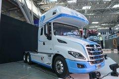 东风柳汽 乘龙T7C生活舱 600马力 6X4 AMT自动挡牵引车(国六) 卡车图片