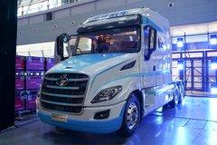 东风柳汽 乘龙T7L 头等舱 560马力 6X4 牵引车(国六)(带液缓)(LZ4250T7DC2)
