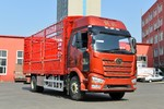 一汽解放 J6L中卡 精英版 240马力 4X2 6.75米仓栅式载货车(CA5180CCYP62K1L4A1E5)图片