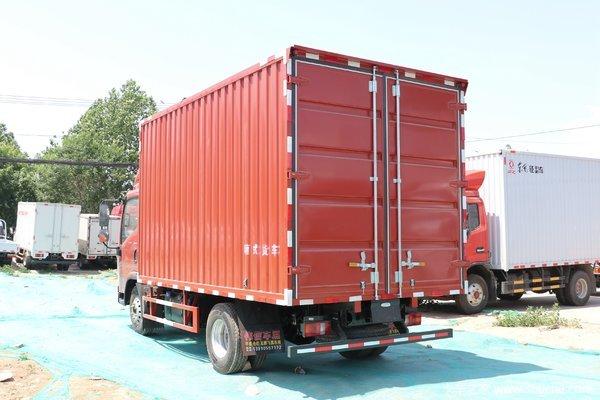 降价促销忻州物华悍将载货车仅售15万