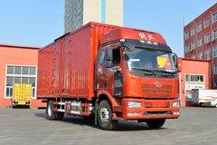 一汽解放 J6L中卡 质惠版绿通 240马力 4X2 6.8米厢式载货车(国六)(CA5180XXYP62K1L4A2E6) 卡车图片