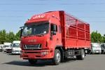 江淮 德沃斯V9 220马力 4X2 6.8米仓栅式载货车(HFC5180CCYB90K2E2S)