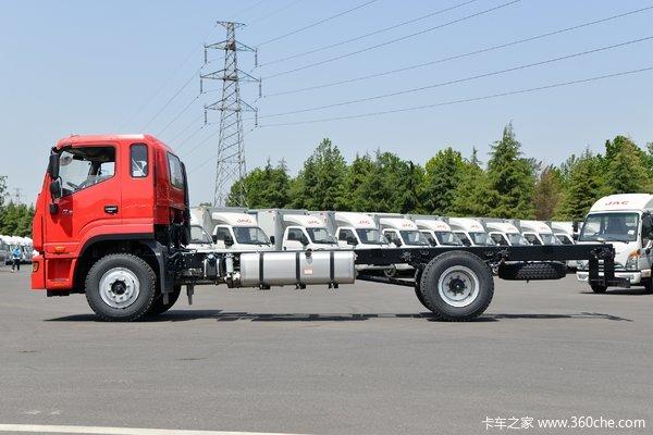 优惠2万上海江淮德沃斯Q9载货车促销中