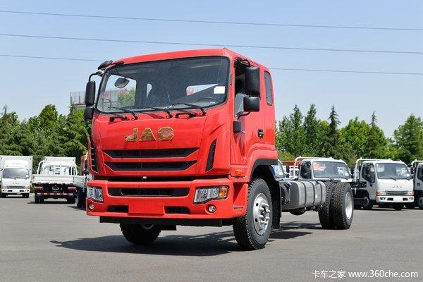 优惠1.8万上海江淮德沃斯Q9载货车促销