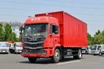 江淮 格尔发A5L中卡 200马力 4X2 7.8米厢式载货车(国六)(速比4.33)(HFC5181XXYP3K1A50YS)图片