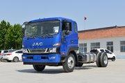 江淮 德沃斯V8 170马力 5.48米排半厢式载货车(HFC5140XXYP61K1D7S)