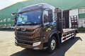 青岛解放 龙V2.0 180马力 4X2 平板运输车(吉平雄风牌)图片