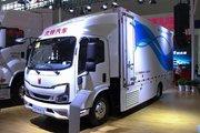 慶鈴 五十鈴M600 4X2 氫燃料電池廂式輕卡