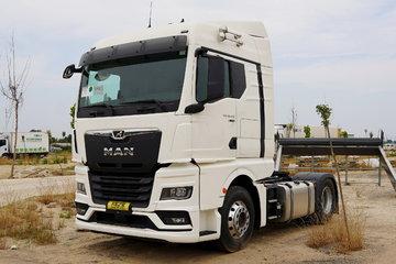 曼(MAN) 新TGX系列重卡 470马力 4X2 牵引车(TGX18.470)