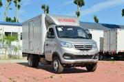 长安跨越王X3 舒适版 1.6L 汽油 122马力 3.285米单排厢式微卡(国六)(SC5034XXYNGD6B1)