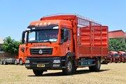 中国重汽 汕德卡SITRAK G5中卡 240马力 4X2 6.8米仓栅式载货车(ZZ5186CCYM501GE1)