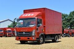 中国重汽HOWO 统帅 160马力 4.15米单排厢式轻卡(国六)(ZZ5047XXYG3215F145) 卡车图片