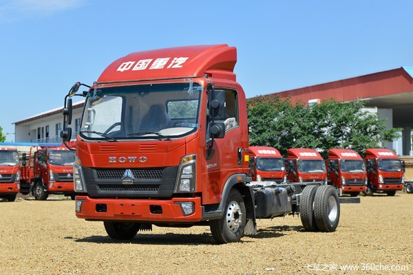 统帅载货车重庆市火热促销中 让利高达0.6万