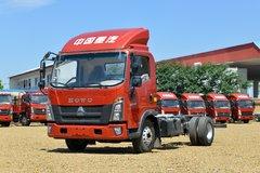 中国重汽HOWO 统帅 160马力 4X2 4.15米单排仓栅轻卡(万里扬6挡)(ZZ5047CCYG3315F144) 卡车图片