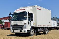 中国重汽HOWO 统帅 小金牛plus 130马力 4.15米单排厢式轻卡(国六)(ZZ5047XXYF3215F145) 卡车图片