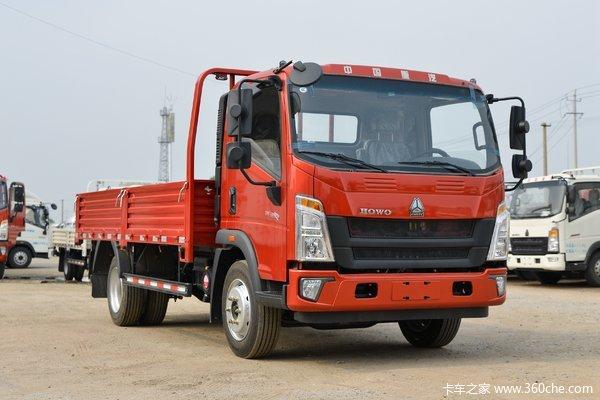 悍将载货车苏州市火热促销中 让利高达0.5万