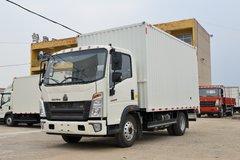 中国重汽HOWO 悍将 116马力 4.15米单排厢式轻卡(ZZ5047XXYC3314E145-2)图片