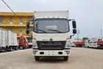 中國重汽HOWO 悍將 120馬力 3.85米排半廂式輕卡(ZZ5047XXYC3314E145-2)圖片