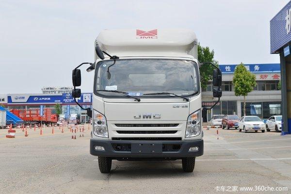 优惠2万上海江铃凯运蓝鲸载货车促销中