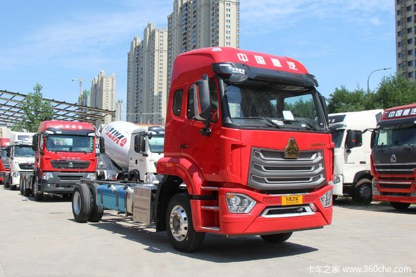 降价促销HOWON5G载货车仅售22.07万