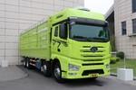一汽解放 J7重卡 460马力 8X4 9.5米仓栅式载货车(国六)(CA5310XXYP77K24T4E6)图片