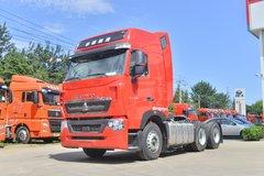 中国重汽 HOWO T7H重卡 480马力 6X4牵引车(重汽12挡)(ZZ4257V324HE1B) 卡车图片