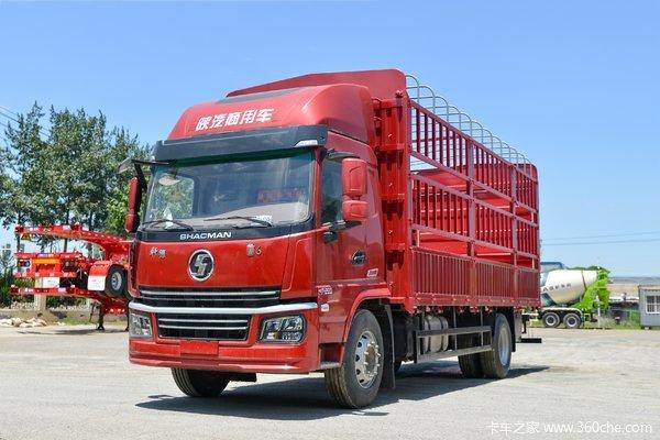 降价促销达州轩德翼6载货车仅售19.21万