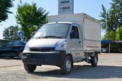 五菱 荣光小卡 1.5L 107马力 汽油 2.285米单排翼开启厢式微卡(LQG5029XYKP6) 卡车图片