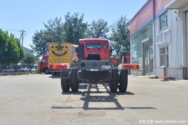 优惠0.7万呼市重汽250马力TX载货车促销