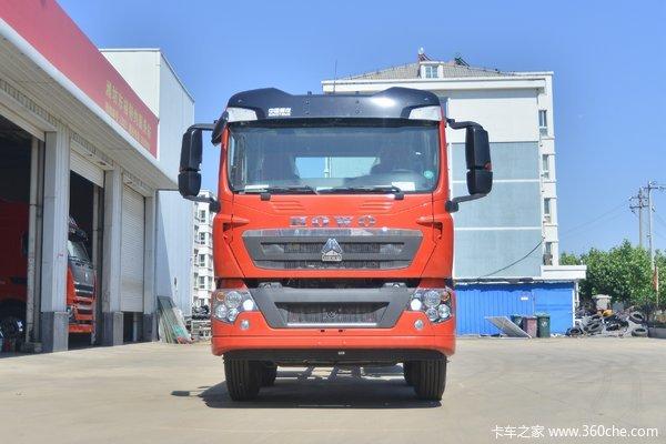 降价促销HOWOTX载货车仅售18.48万元
