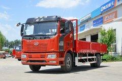 一汽解放 J6L中卡 超值版 180马力 4X2 6.2米栏板载货车(CA1180P62K1L4E5) 卡车图片