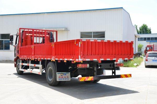 苏州众邦优惠2.99万 苏州市解放J6L载货车火热促销中